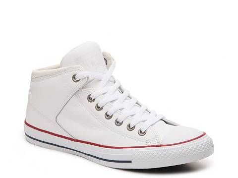 068b5737fd56 Converse Chuck Taylor All Star Street Leather High-Top Sneaker ...
