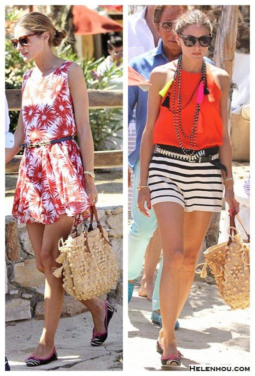 bf41a774d14 What to Wear on Vacation  how to wear prints