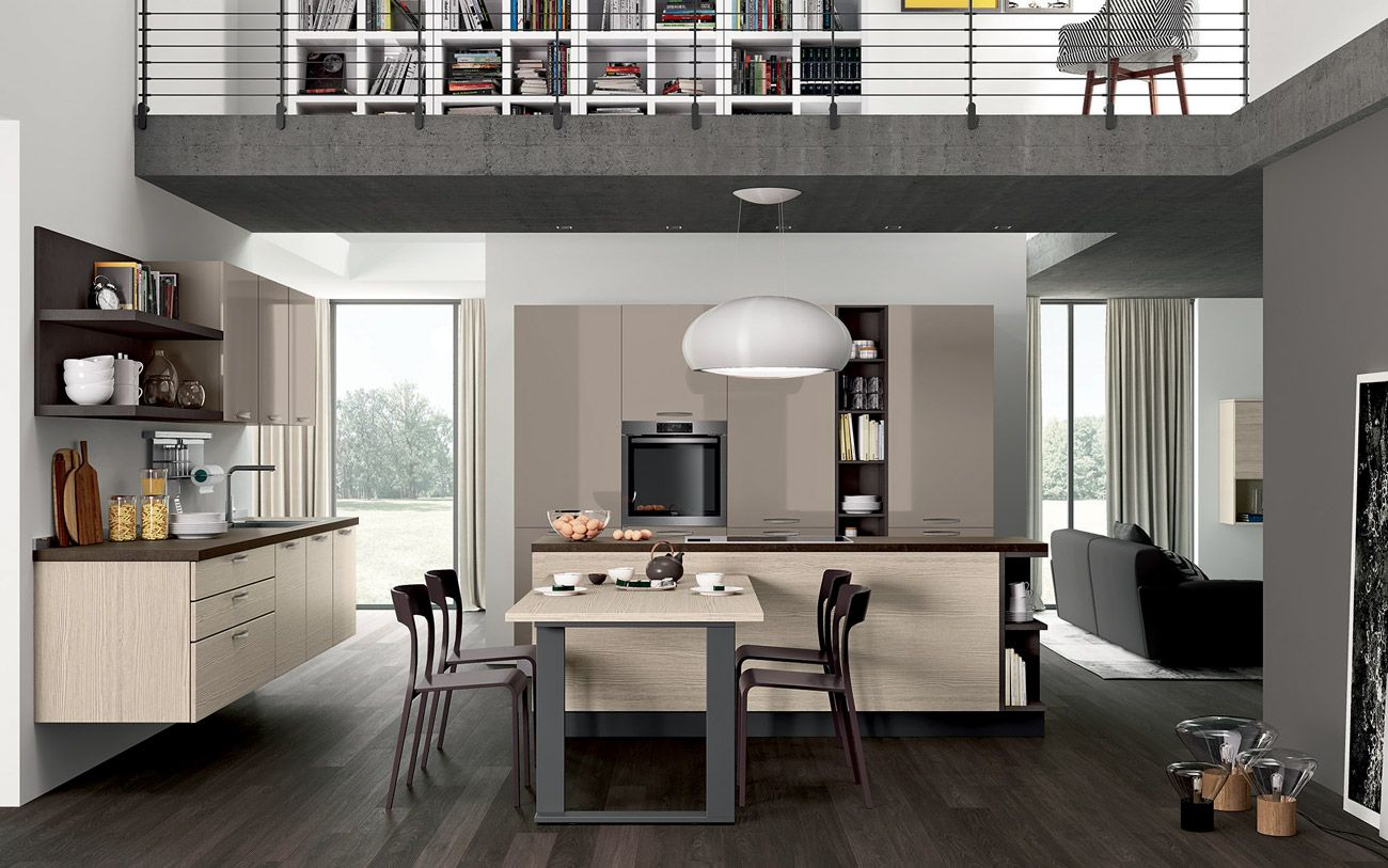 Cucina Su Due Lati it - il bello di arredare | cucine, idee per decorare la