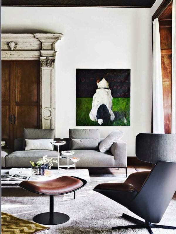 Alberto pinto interior design eclectic and cool