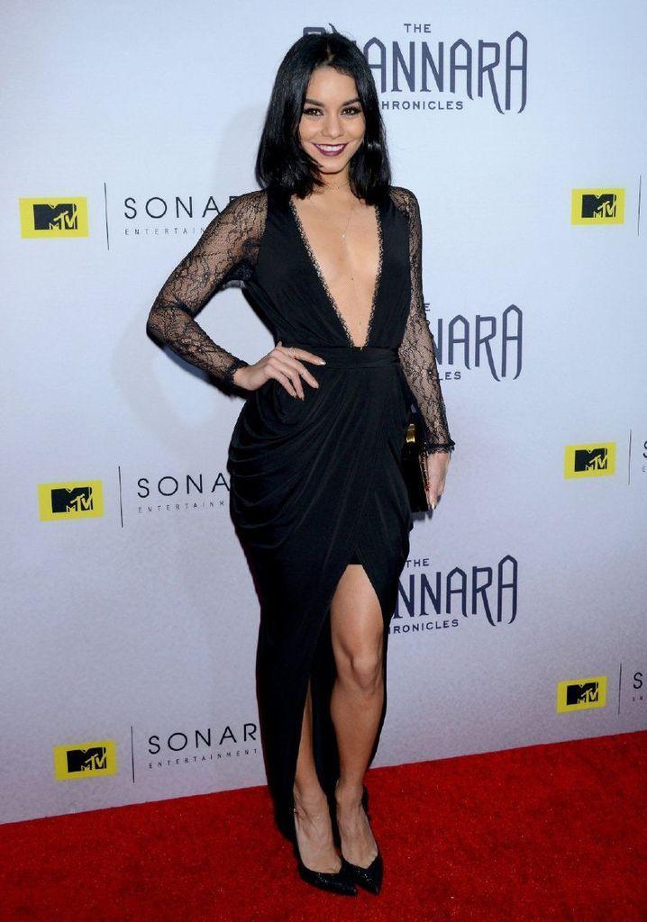 Vanessa Hudgens – The Shannara Chronicles Premiere in LA : Global ...