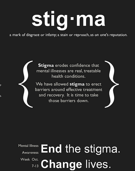 Stigma Erodes Confidence That Mental Illnesses Are Real Treatable