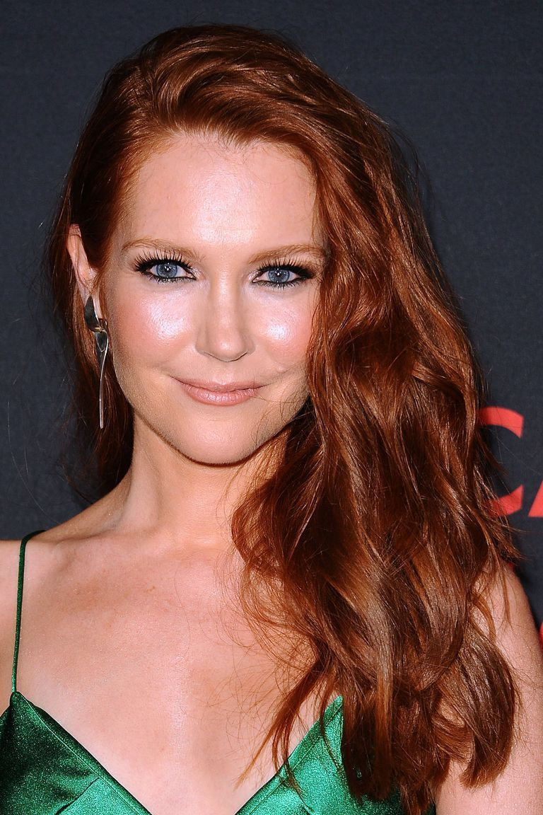 Auburn Hair Color Ideas to Warm Up Your Look  Auburn hair colors