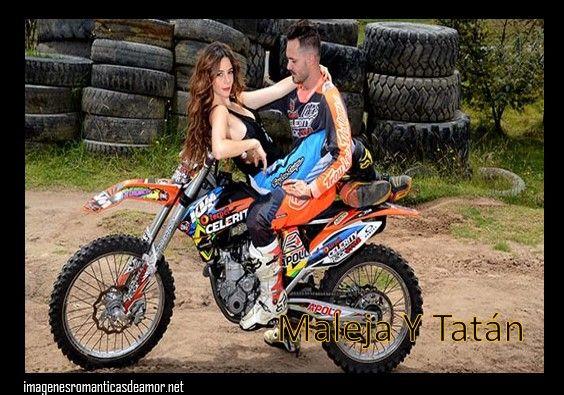 Imágenes De Motocross De Amor En Pareja Imagen Romantica
