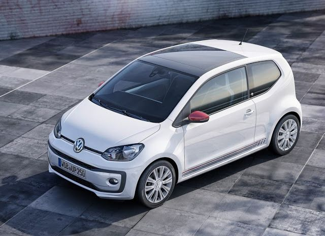 2017 Volkswagen Up Carros Auto Esportes