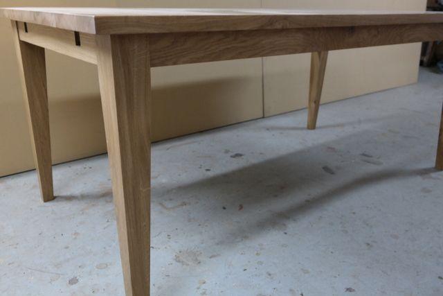 Antik-Möbellager - Tisch Esstisch Erle Kiefer Neuanfertigung - esstisch antik designer moebel