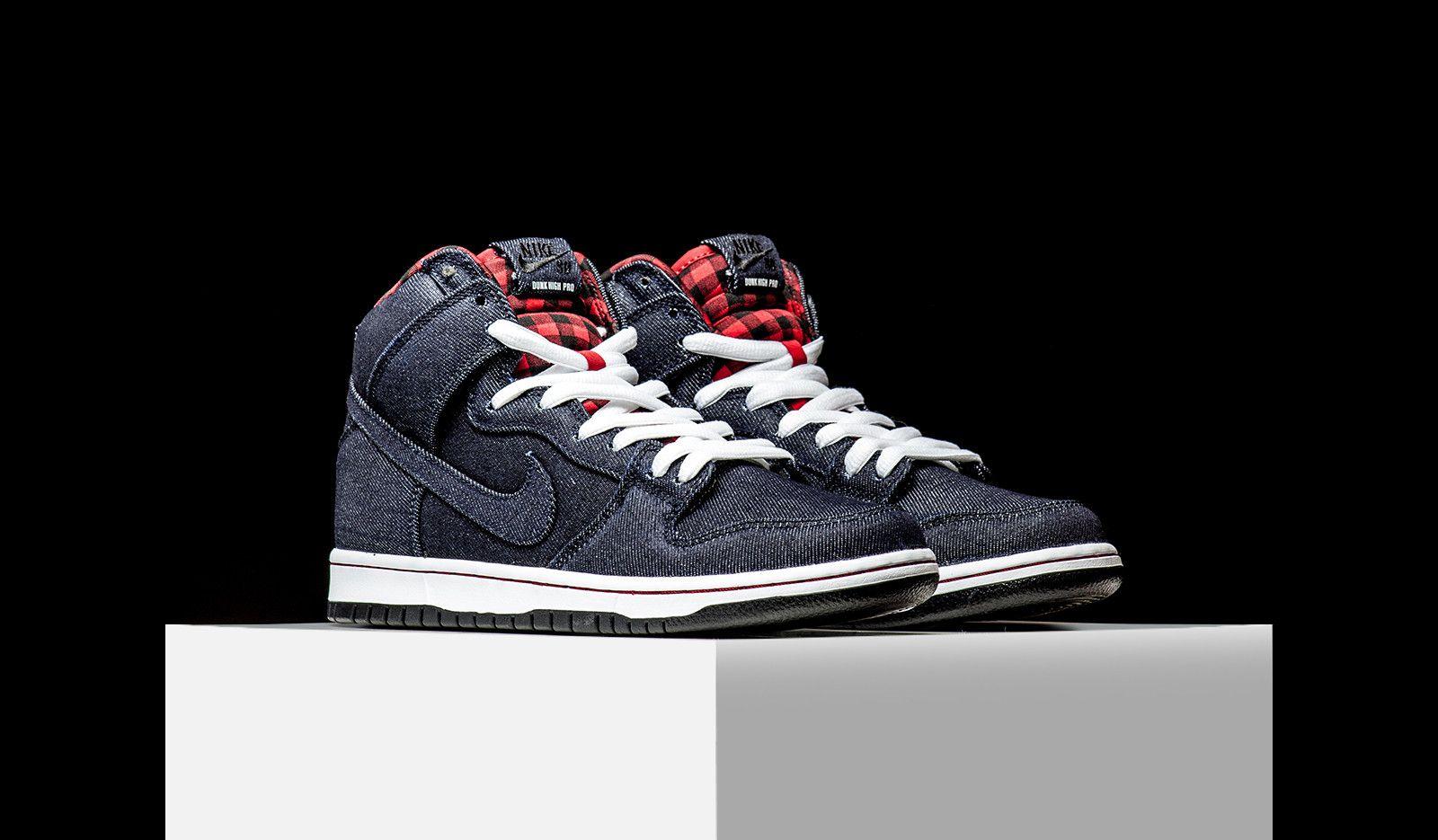 Nike SB Dunk High Premium \