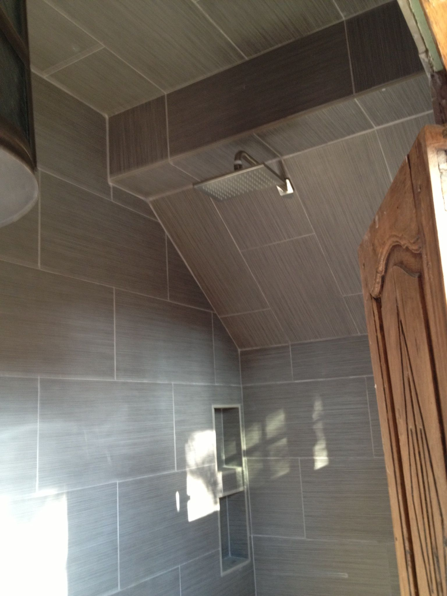 Soho Mulberry 12x24 Style Tile Tiles Flooring Bathroom Decor