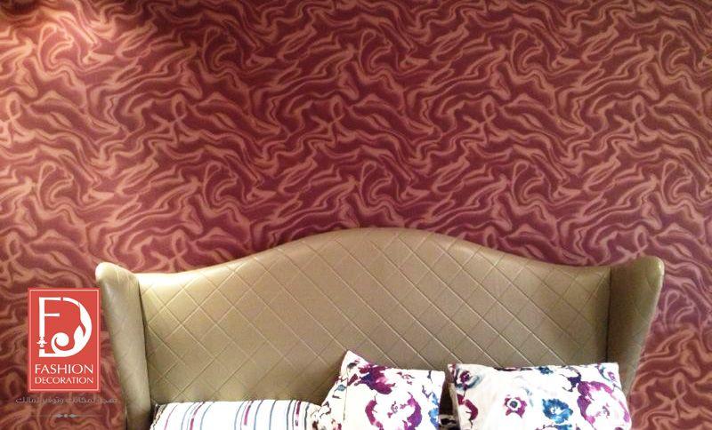 آجمل تصاميم و الوان اوراق جدران لتغيير مظهر منزلك ديكور Design Fashion جمال منازل ورق حائط Fashion Design Design Fashion