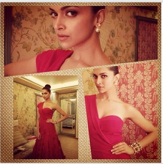 5 Looks Of Deepika Padukone From Instagram