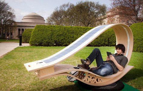 solar chair