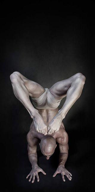 Yoga para adelgazar hombres desdudos