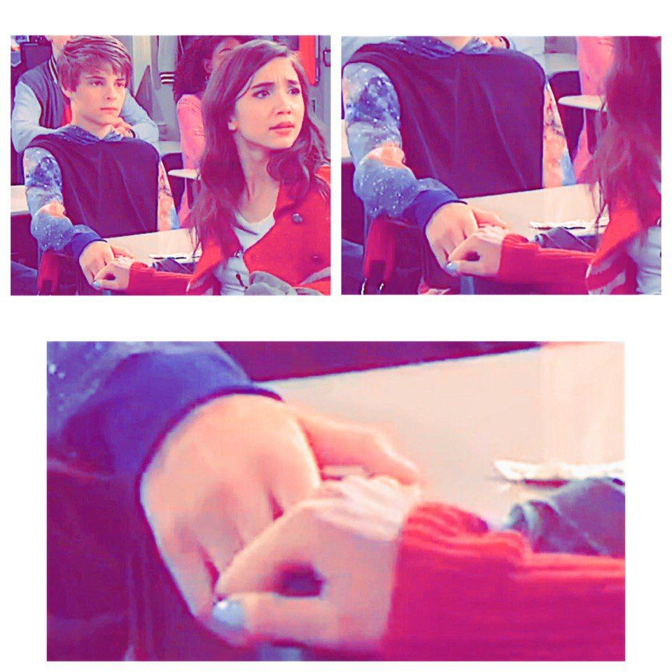 Okay I usually ship Lucas and Riley but omg this is sooooo cute!<<< no, dude RIARKLE ALL THE WAYYY