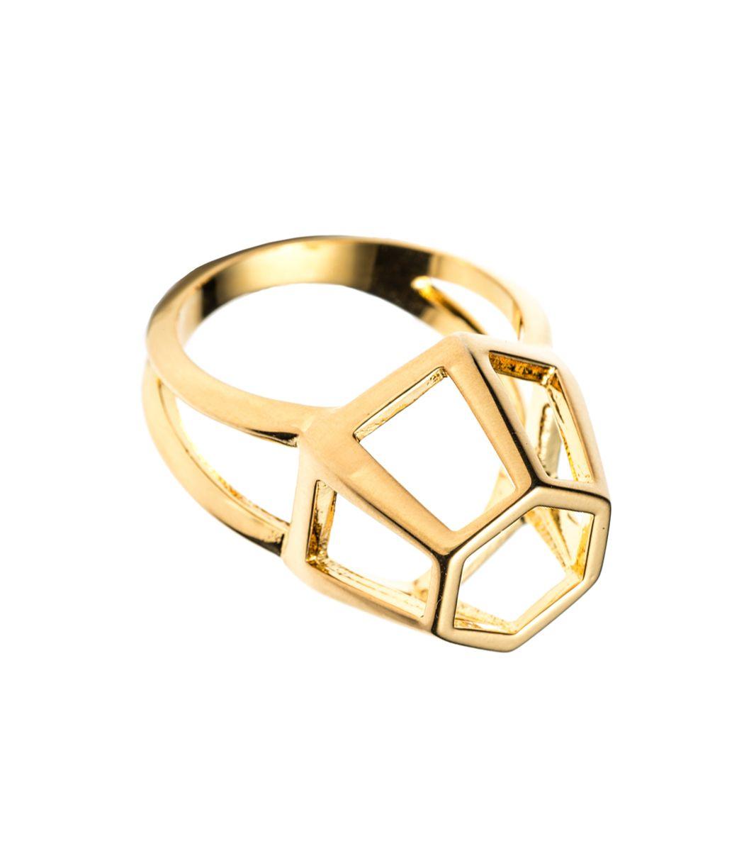 Eddie Borgo Lattice Ring