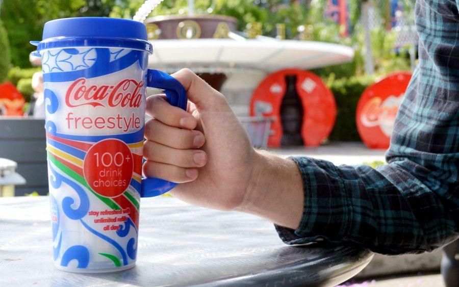 Refillable Cup Walt Disney World