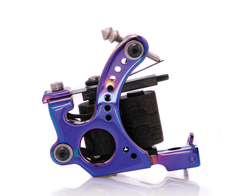 Iridescent Tattoo Machine in 2020 | Tattoo machine, Tattoo ...