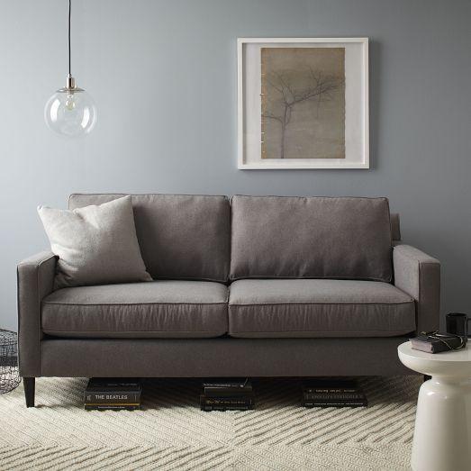Living Room Furniture North York: Henry Grand Sofa - West Elm $1,300.00