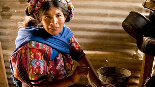 """Guatemala has the 3rd worst chronic malnutrition rate in the world. ¨Called the """"invisible killer,"""" chronic malnutrition isn't necessarily a lack of food but a shortage of the right kind."""