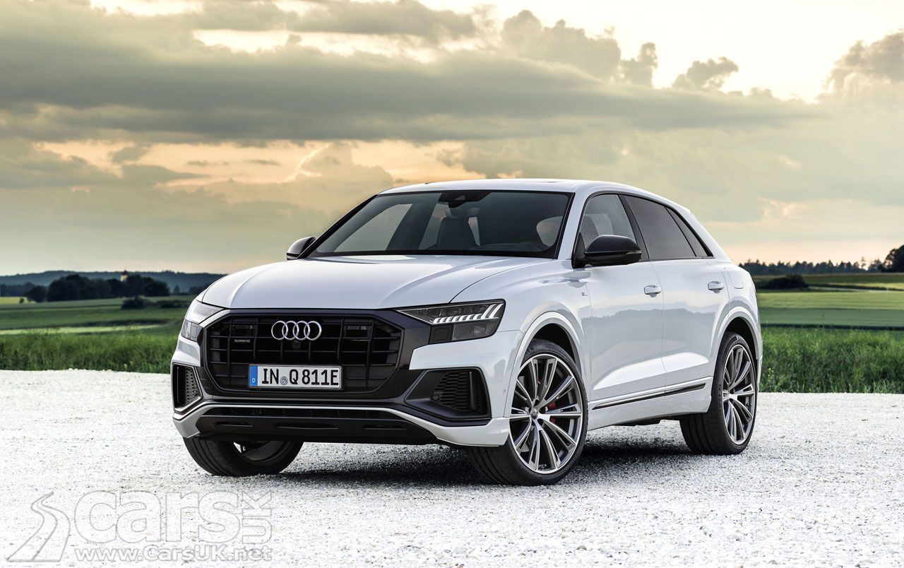 Audi Q8 Plug In Hybrid Arrives As The Q8 55 Tfsi E Quattro And Q8 60 Tfsi E Quattro Cars Uk Audi New Luxury Cars Best Luxury Cars