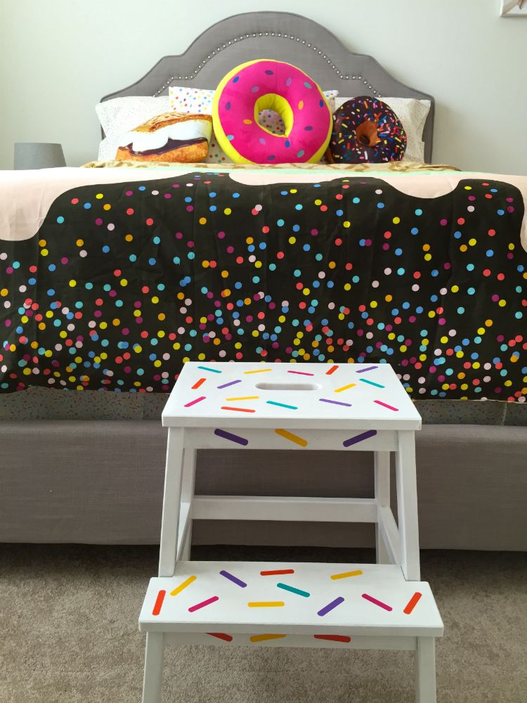 A Commitment To Better Sleep Bedroom Decor Candy Themed
