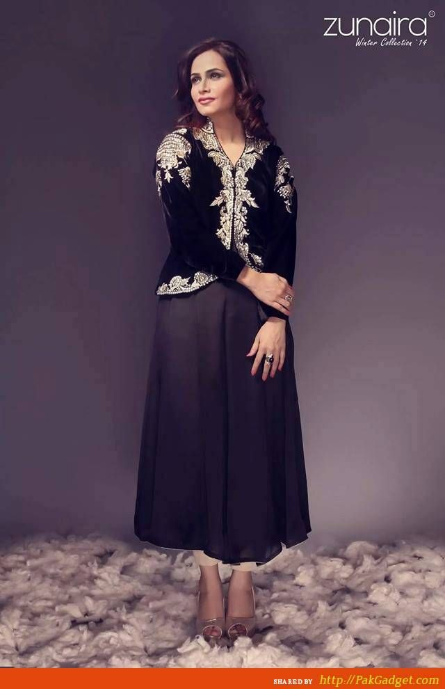 photo of Zunaira Lounge Frocks and Formals Wear 2015 | Home Decor ...