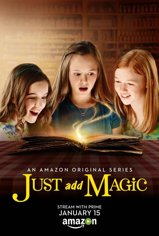Just add magic the movie