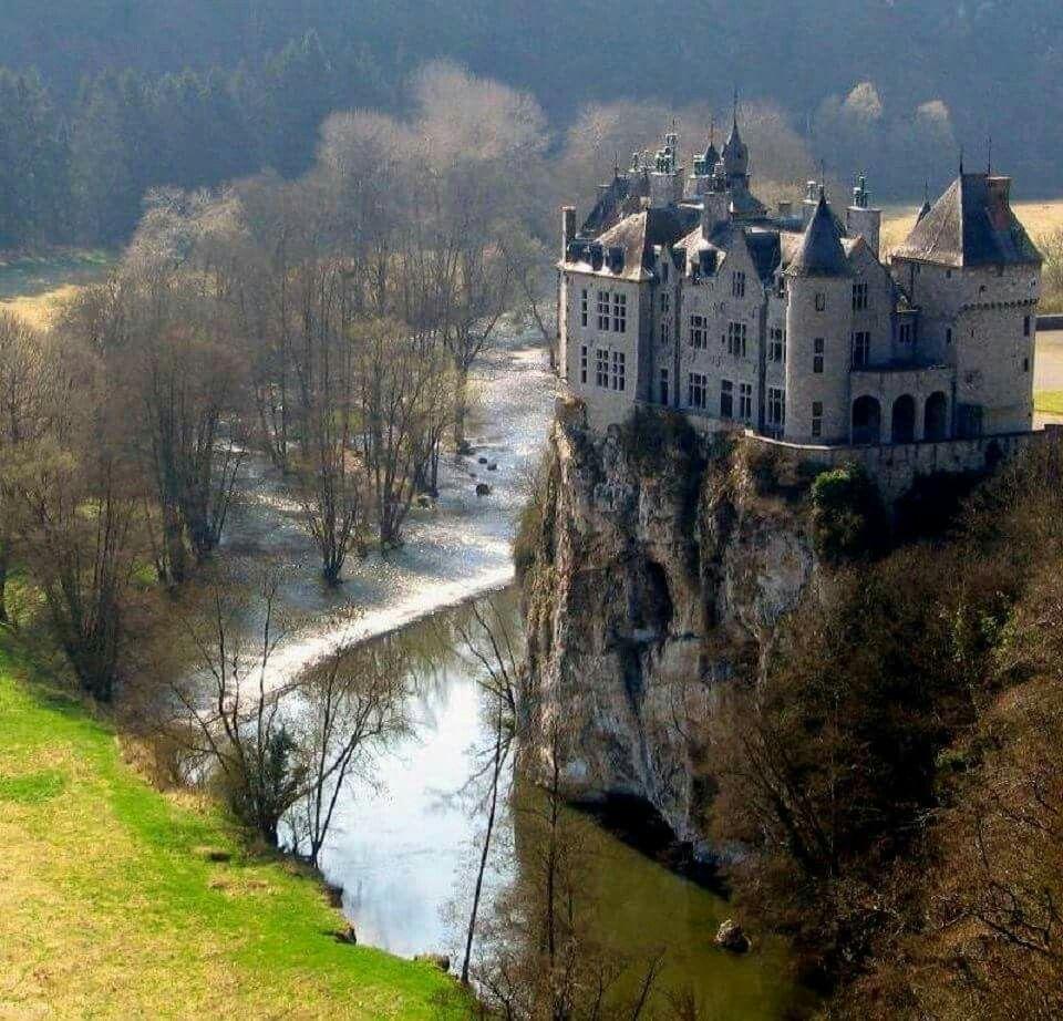 Walzin Castle, Namur, Belgium