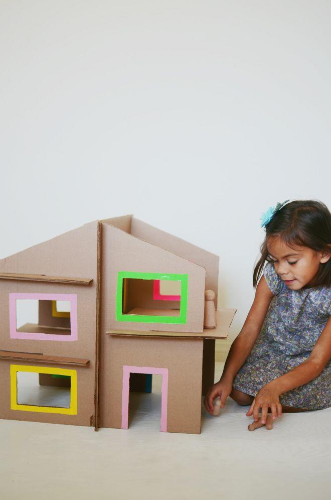 10 jouets pour les enfants à faire soi-même | deco fr, faire soi