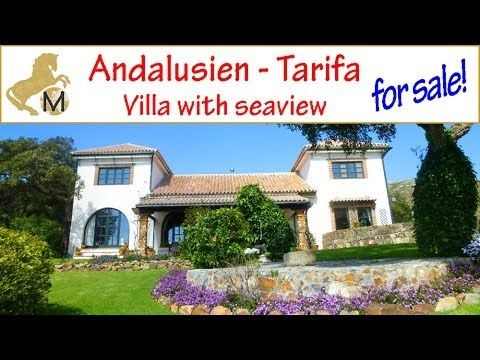 for sale: beautiful Villa with breathtaking views to Morocco, Andalusia, Costa de la Luz!    –   INFO  http://www.country-properties-worldwide.com/property/view/villa-with-breathtaking-views-tarifa-andalusia-for-sale-en-GB#ad-image-0  - all listed properties you can see on our website  http://www.country-properties-worldwide.com/