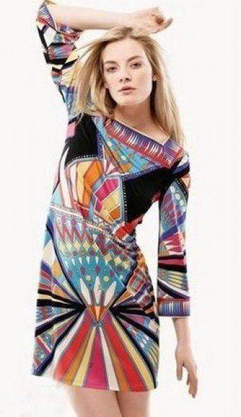 Emilio Pucci Maxi Dress