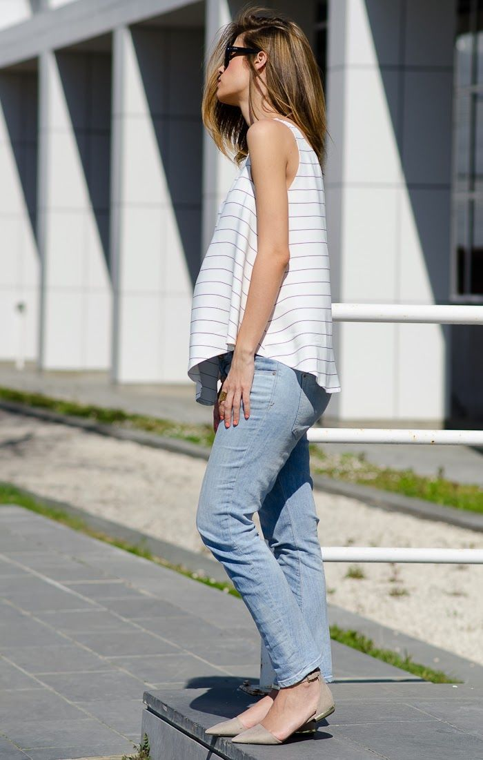 maternity street style... - Total Street Style Looks And Fashion Outfit Ideas