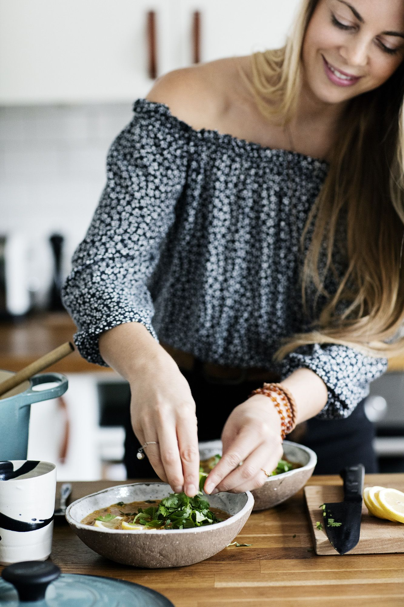 Recipe Guru Sarah Britton Talks Healthy Eating and Lifestyle:The My New Roots creator's kitchen will finally persuade you to actually eat foods that are good for you—even if it's only to be more like her. | Coveteur.com
