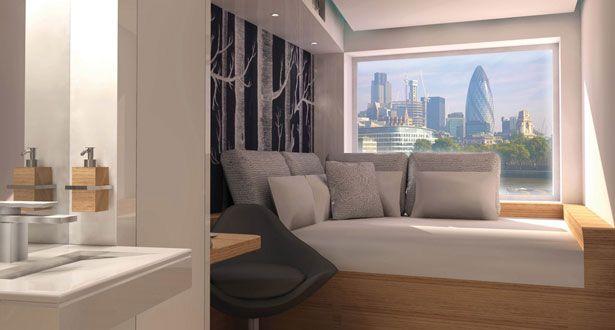 Budget Hotel Rooms Of The Future Life Stylist Magazine Dengan