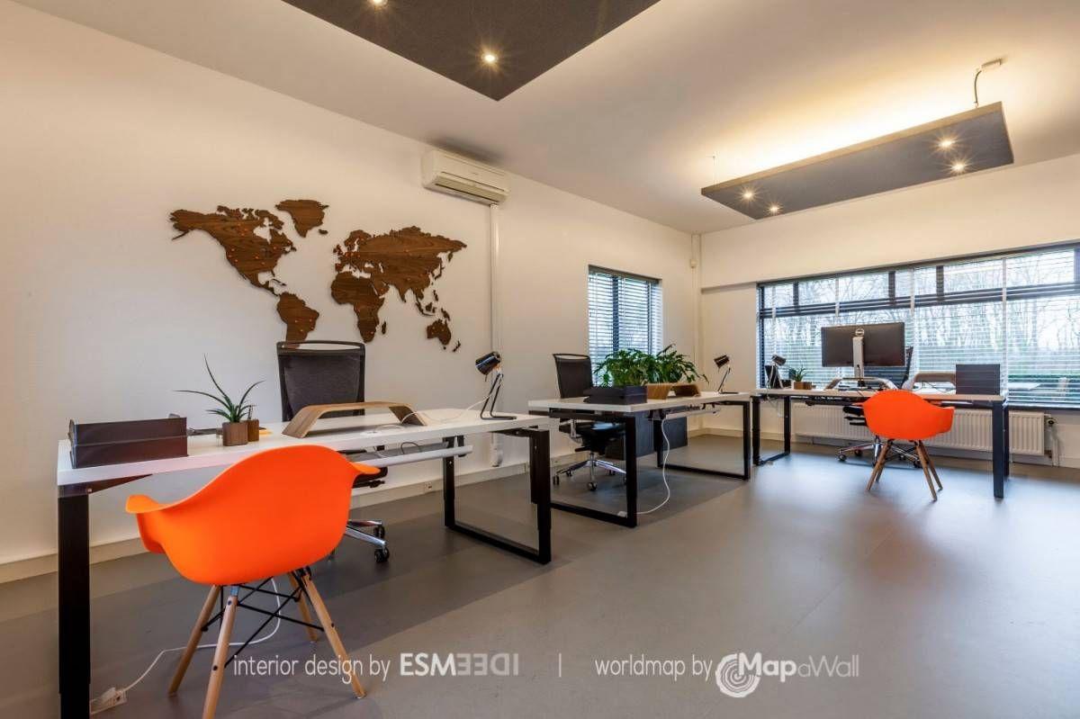 Houten Woning Ideeen : Houten wereldkaart voor op kantoor huis ideeën pinterest
