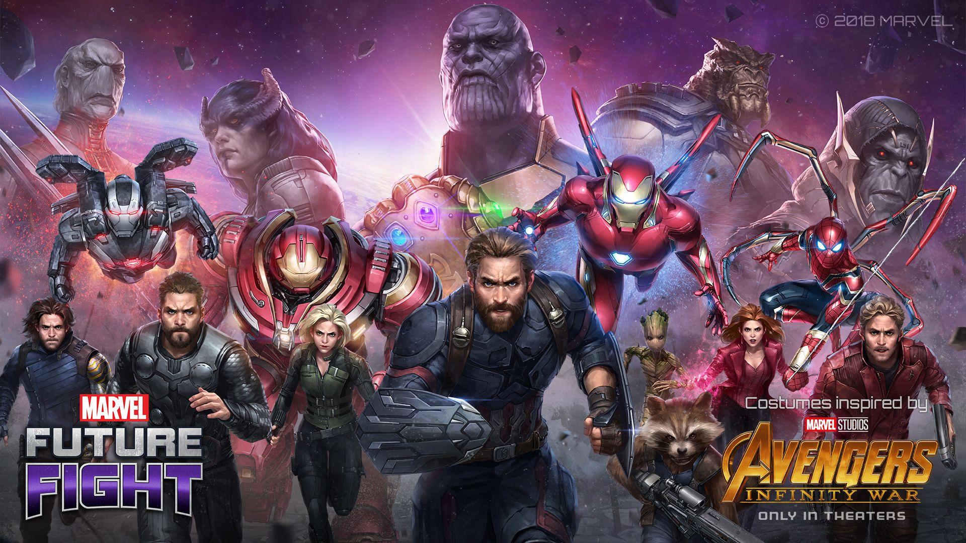 Marvel Future Fight Marvel Future Fight Marvel Future Fight Mod