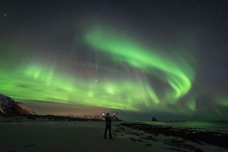 We Traveled 3500km To Sleep In A 5 Billion Star Hotel Norway And It Made Our Jaws Drop