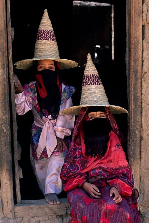 muirgilsdream:    Yemeni girls.