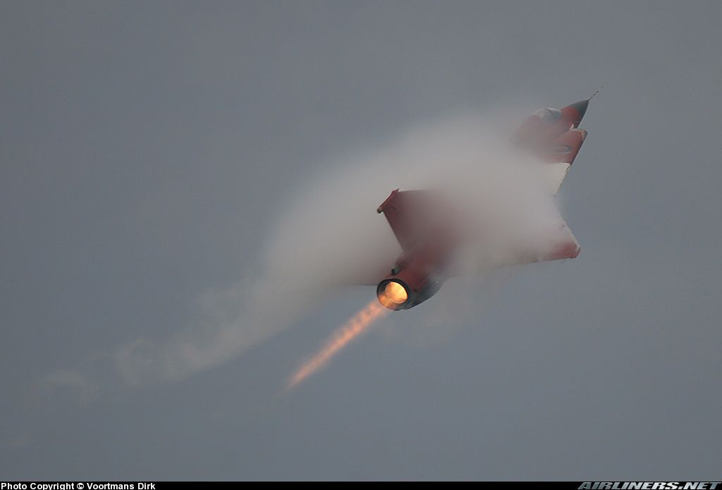 Saab J35Oe Draken... I think of Saab's as girl cars. Doesn't really apply when talking about their jets.