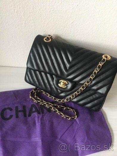 1075f5cdca Chanel rossbody kabelka
