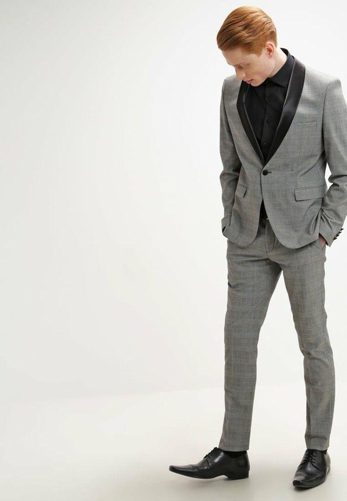 Abiti Eleganti Zalando Uomo.Comment S Habiller Pour Un Mariage Homme Edition Le Costume Du