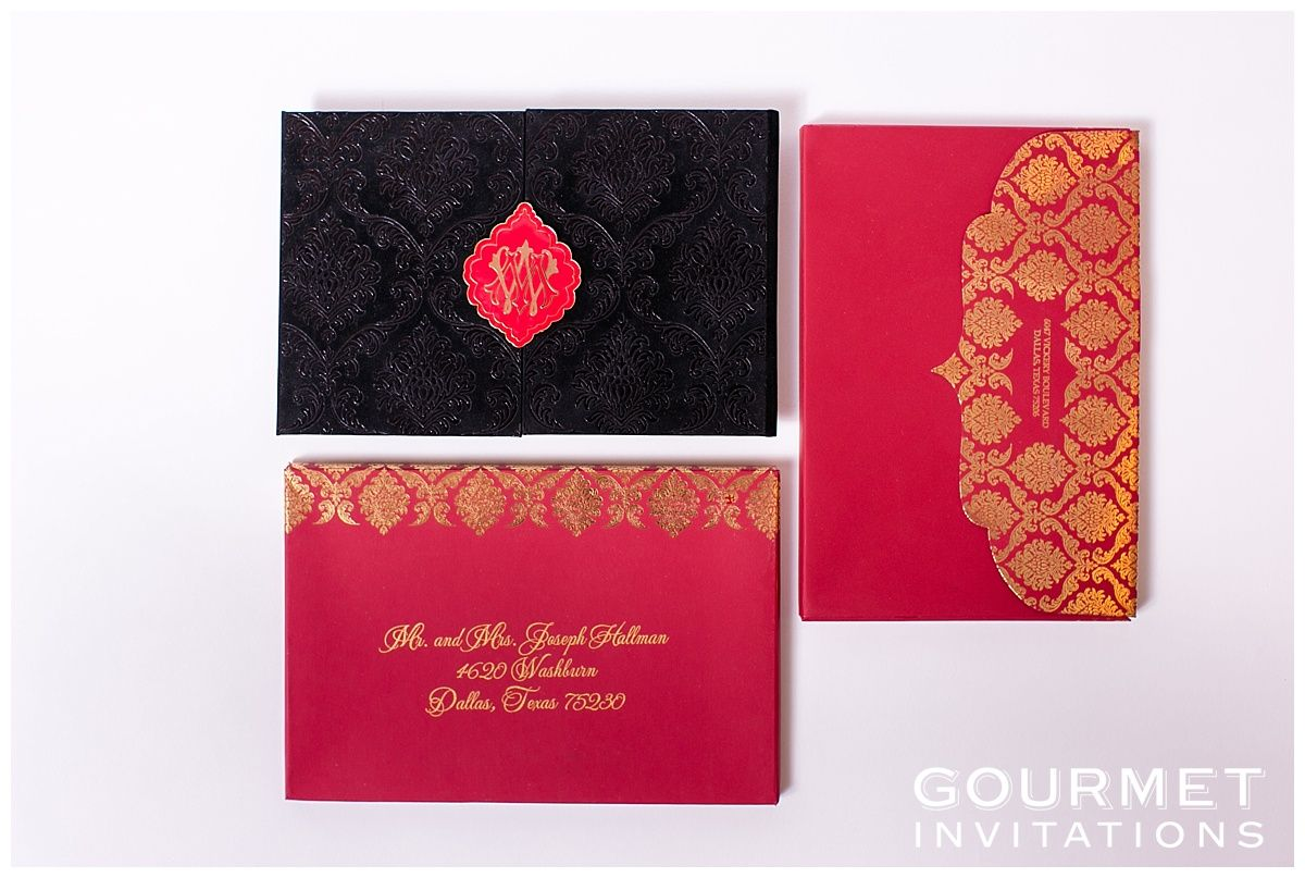 Velvet Wedding Invitations | FOIL PRINTING FOR INVITATIONS ...
