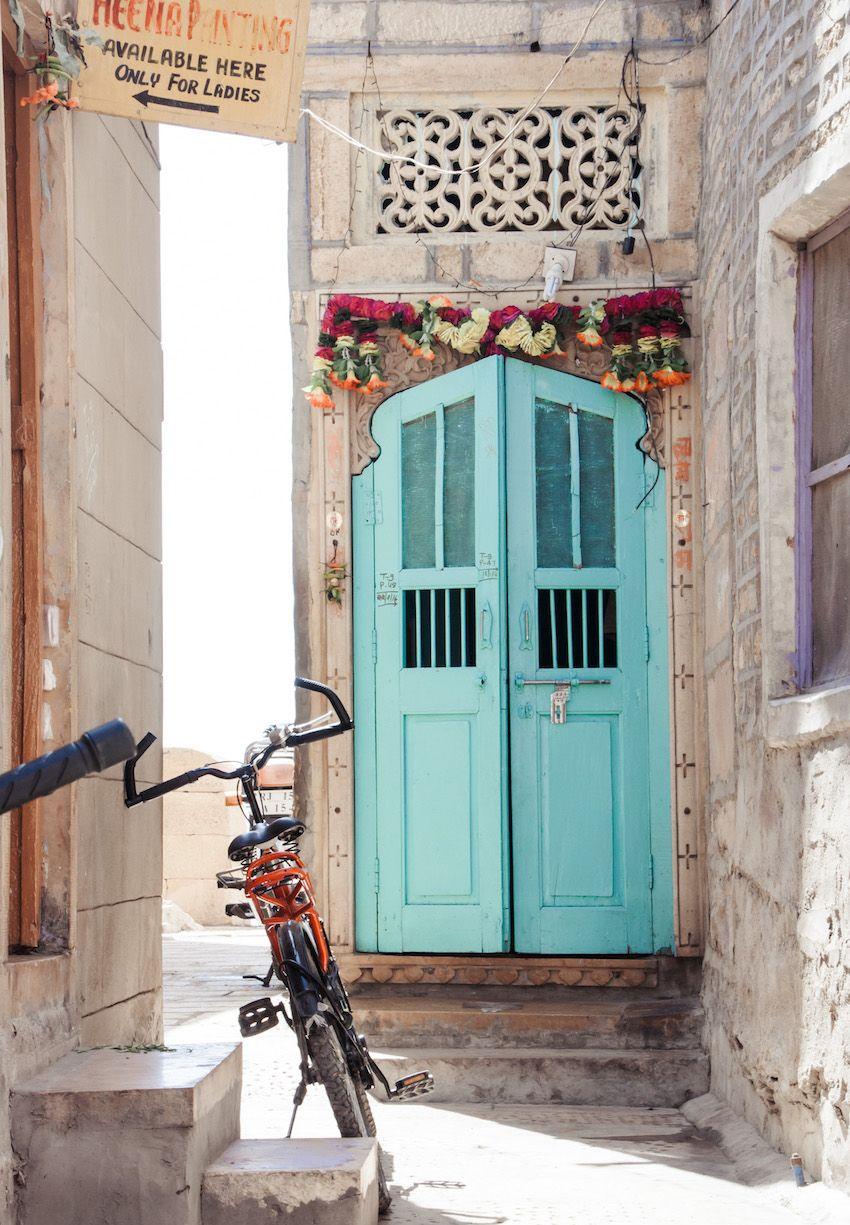 An India Bucket List for Photographers - streets of Jaisalmer