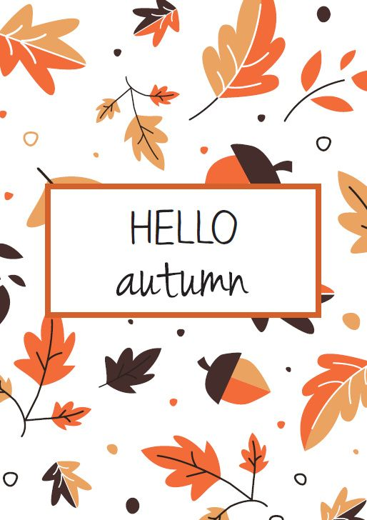 Pin By Trudee Hamel On Fall Autumn Hello Autumn Fall Wallpaper