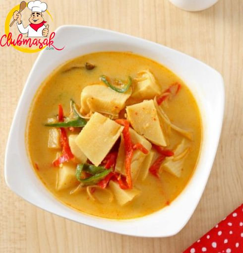 Resep Hidangan Sayuran Sayur Rebung Menu Masakan Sehat Club Masak Resep Sayuran Masakan Indonesia