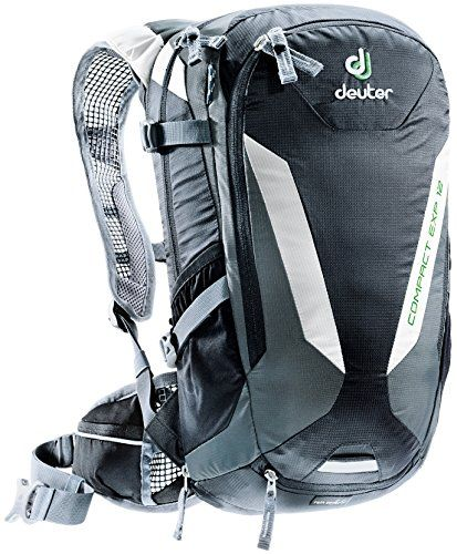 Deuter Compact Exp 12l Backpack Blackgranite One Size Read More Reviews Of The Product By Visiting The Link On The With Images Hydration Pack Backpack Brands Backpacks
