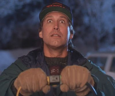 Clark griswold sparky