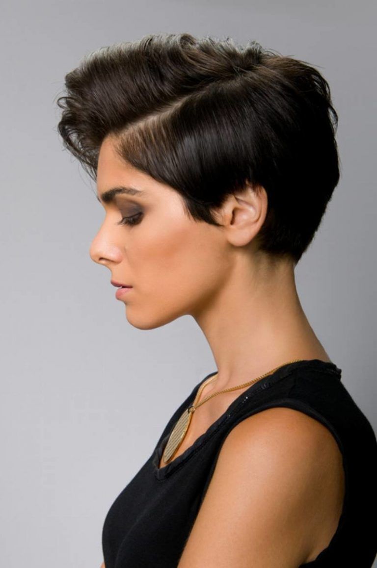 15 Simple Short Hairstyles For Women In 2019 Hair
