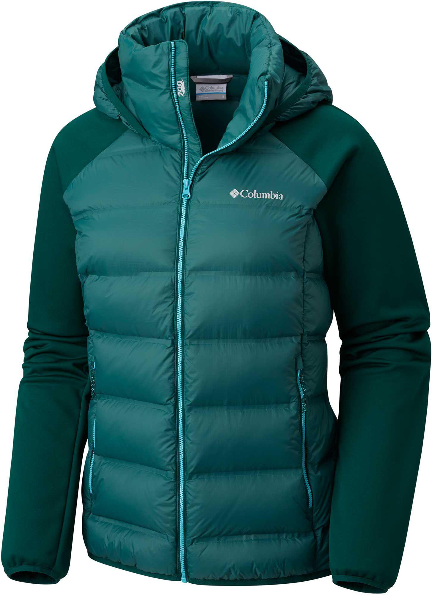 34dab39051a Columbia Women's Explorer Falls Hybrid Jacket | Women's Clothing ...