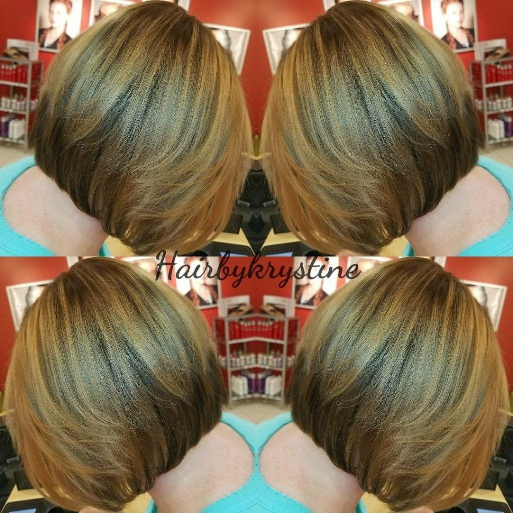 Aline and Balayage balayage haircolor hairbykrystine