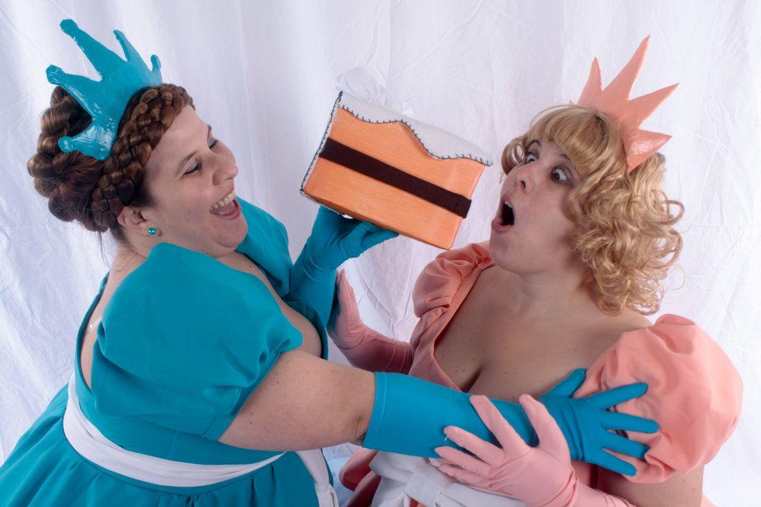 Fat Princess  sc 1 st  Pinterest & Fat Princess cosplay!!!!by ~IgorTodd on deviantART | Costumes ...